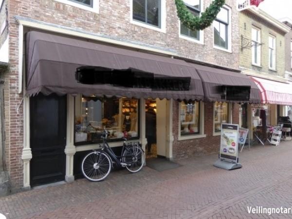 Vischstraat 15 (en 15a)/Rozemarijnstraat 2 (en 2a) Brielle