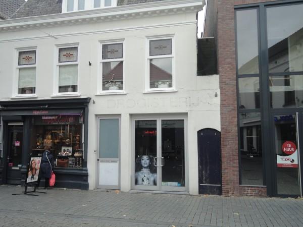 Wouwsestraat 5, 9, 11 en 11A Bergen op Zoom