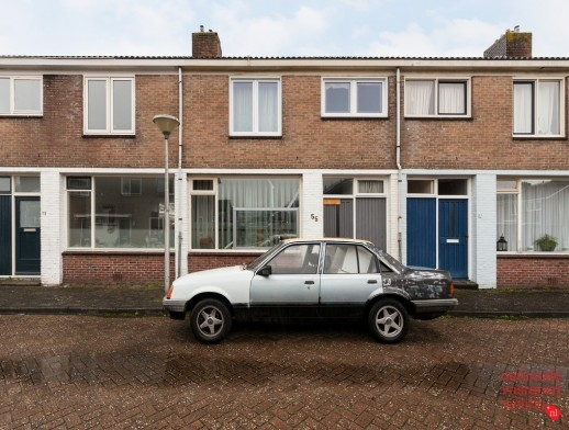 Johannes Vermeerstraat 55  Coevorden