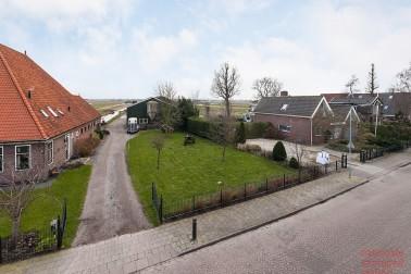 een perceel grond, gelegen nabij Dorpsstraat 372  Wormer