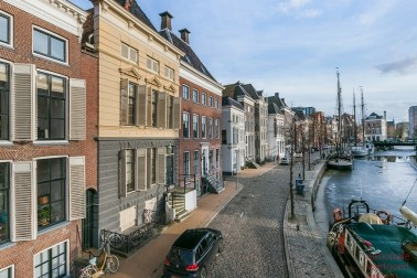 Hoge der A 17 Groningen