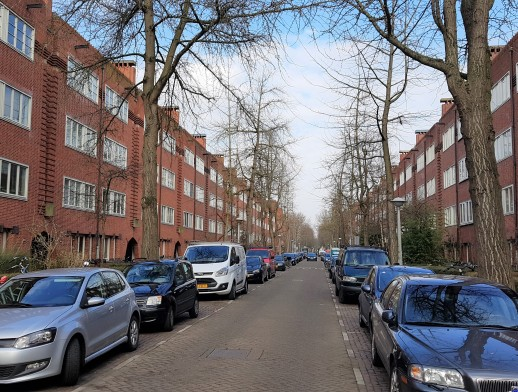 Vespuccistraat 75, 77 en 79 Amsterdam