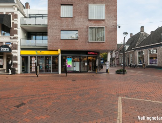 Koornmarkt 22-24 en Grotestraat 90-92  Almelo