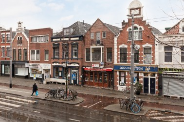 Oudedijk 154A en 154B Rotterdam