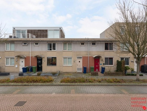 Minnellistraat 27 Almere