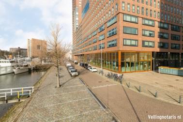 Admiraliteitskade 75B en parkeerplaats Infirmeriestraat 5 Rotterdam