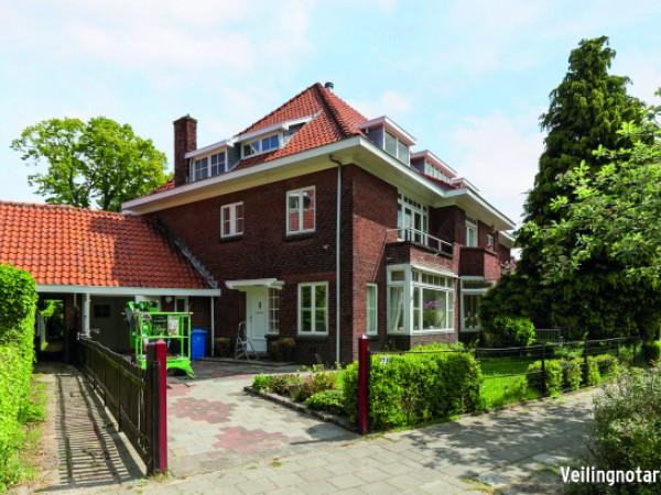 Van Zuylen van Nijeveltstraat 24 Wassenaar