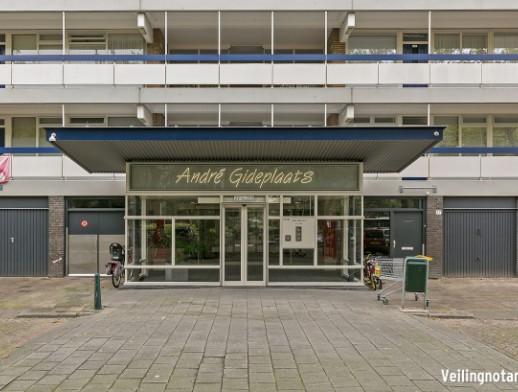 André Gideplaats 73  Rotterdam