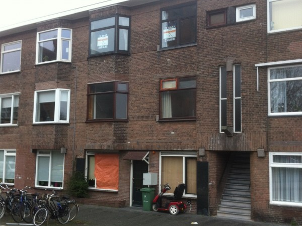 Tesselsestraat 31 Den Haag