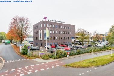 Gladsaxe 45 en 51, Landdrostlaan 45 en 49, Wilmersdorf 47 en 49 Apeldoorn