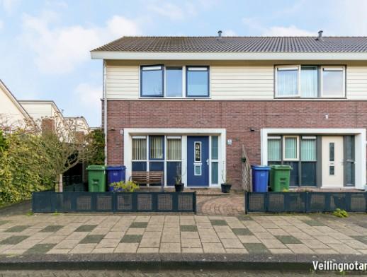 Geerten Gossaertpad 14 Almere