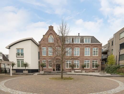 Kerkstraat 30 en 32  Wassenaar