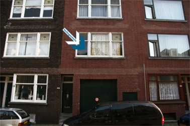 Zuidhoek 110B Rotterdam