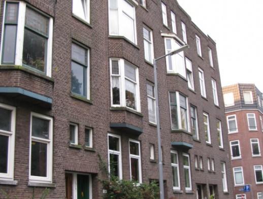 Essenburgsingel 106 A en B Rotterdam
