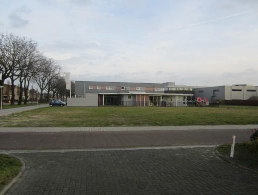 De Schans 1 en Blanckvoortallee 4 in de wijk De Marslanden Hardenberg