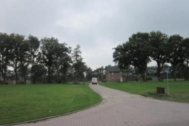 Diverse bouwkavels in de wijk Tusken Wald en Wetter Burgum