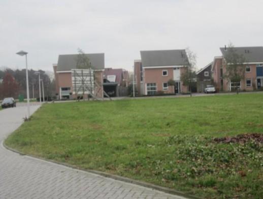 Alverstraat 11 t/m 19 (oneven nummers) en Kolbleistraat 16 t/m 24 (even nummers) in de wijk Het Broek Westhoek Hengelo
