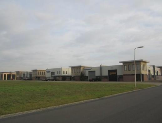 percelen grond nabij de Textielstraat (bestemd voor bedrijvigheid)  Haaksbergen