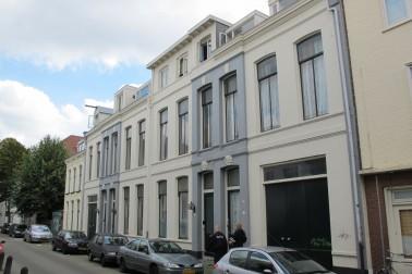 Driekoningendwarsstraat 38, 40, 42 en 44 Arnhem