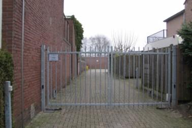 6 garageboxen Oranjelaan Etten-Leur
