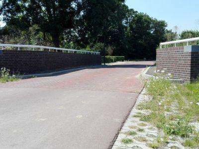 Reconstructie Koningstraat Ewijk