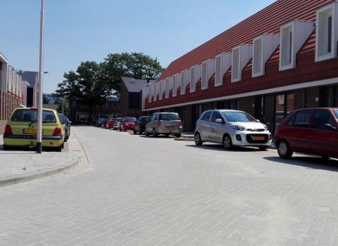 Bouw en Woonrijp maken Nachtegaalplein NIjmegen e.o.