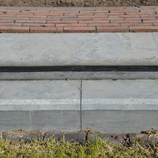 Traptrede natuursteen 126