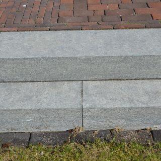 Traptrede natuursteen 128