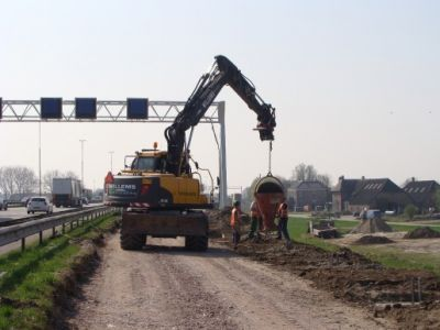 Verbreding A 50 Ewijk - Valburg